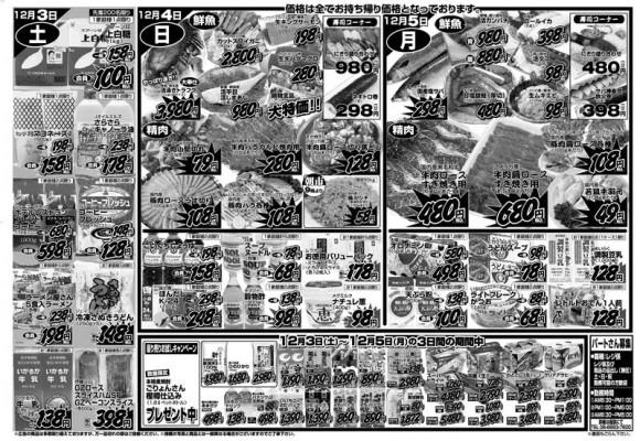 ドラゴン広告チラシ20111203裏800