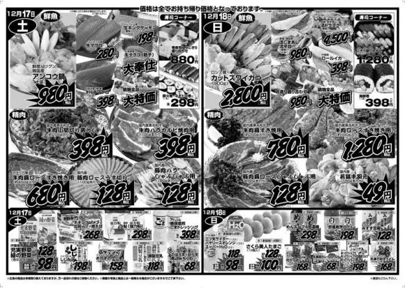 ドラゴン広告チラシ20111216裏800