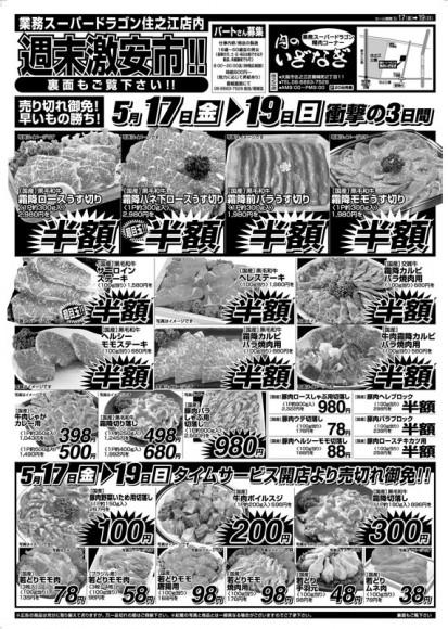 ドラゴン広告チラシ20130517表800