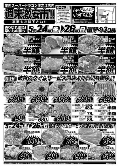 ドラゴン広告チラシ20130524表800