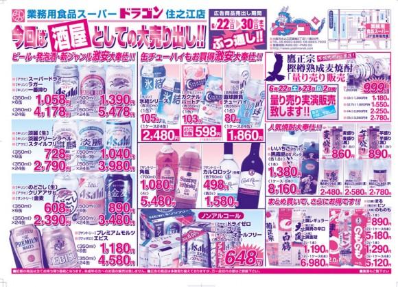 ドラゴン広告チラシ20130622表800
