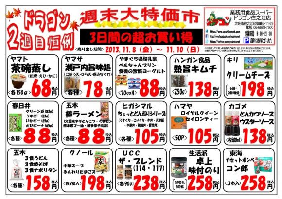 ドラゴン広告チラシ20131108_2_800