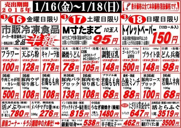 ドラゴン広告チラシ20150116表800