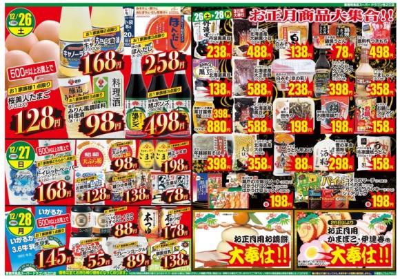 ドラゴン広告チラシ20151226裏800