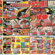 【ドラゴン祭!】2011年1月28日(金)~30日(日)